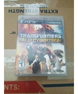 Transformers: Fall of Cybertron (Sony PlayStation 3, 2012) - $9.41