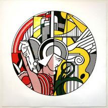 """Roy Lichtenstein """"Guggenheim"""" HD print on canvas huge wall picture 24x24"""" - $25.73"""