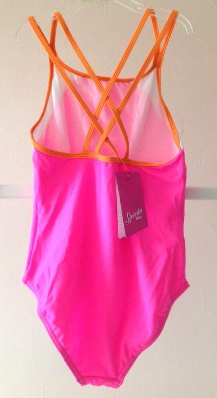 d30f6c5e28f5e S l1600. Previous. Speedo Kids Swimwear Swimsuit bathing suit size 16 girls.  Speedo Kids Swimwear Swimsuit bathing suit size 16 girls