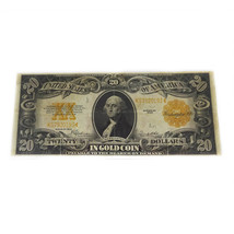 Fr-1187 1922 Series $20 Gold Certificate U.S. Note Vf To Ef - $399.00