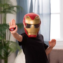 Marvel Avengers: Infinity War Hero Vision Iron Man Augmented Reality mask experi - $115.99