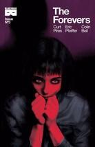 THE FOREVERS #3  Black Mask Comics    est rel date 02/15/2017 HOT COMIC!!! - $3.99