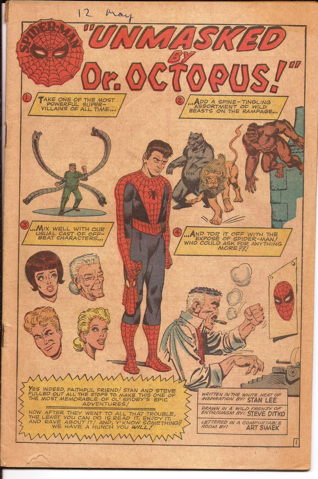 Amazing spider man  12