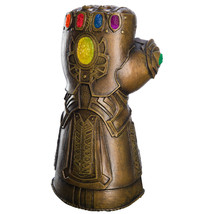 The Infinity Gauntlet Adult Size Gold - $56.98