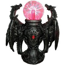 Wizards Dungeons and Dragons Double Dragon Protecting Oracle AC Powered Flashing - $44.50