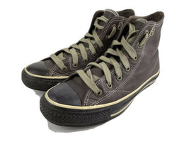 Converse Chuck Taylor All Star Brown Leather Hi-Top 1J857 Men 4.5/ 6.5 Women - $29.69
