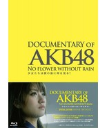 DOCUMENTARY of AKB48 Group NO FLOWER WITHOUT RAIN Special Edition Japan ... - $45.00
