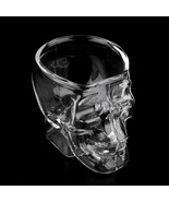 FREE Mini Skull Head Shaped Shot Glass - $0.00