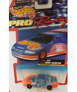 Hot Wheels Mattel Pro Racing STP Bobby Hamilton #43 Die Cast Metal  - $5.95
