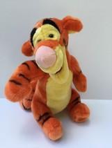 Disney Store Exclusive Tigger the Lion Plush Orange Soft Stuffed Animal ... - $15.35