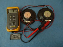Kenwood T06-0355-05 Mid-Range (one) From Kenwood JL-507 Speakers, Two Av... - $23.03