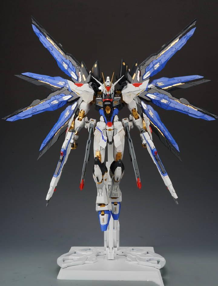 DABAN 8802 Gundam model MG 1/100 ZGMF-X20A Strike Freedom Fighter Mobile Suit ki