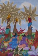 "Original Venezuelan Contemporary Painting by Francisco Pancho Burne 38"" ... - $249.00"