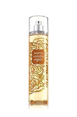 Bath and Body Works Warm Vanilla Sugar Fine Fragrance Mist, 8 Fl Ounce