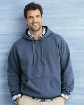 7 Gildan Hooded Sweatshirt Wholesale Bulk Lot Hoodie ok to mix S-XL & Colors - $77.00