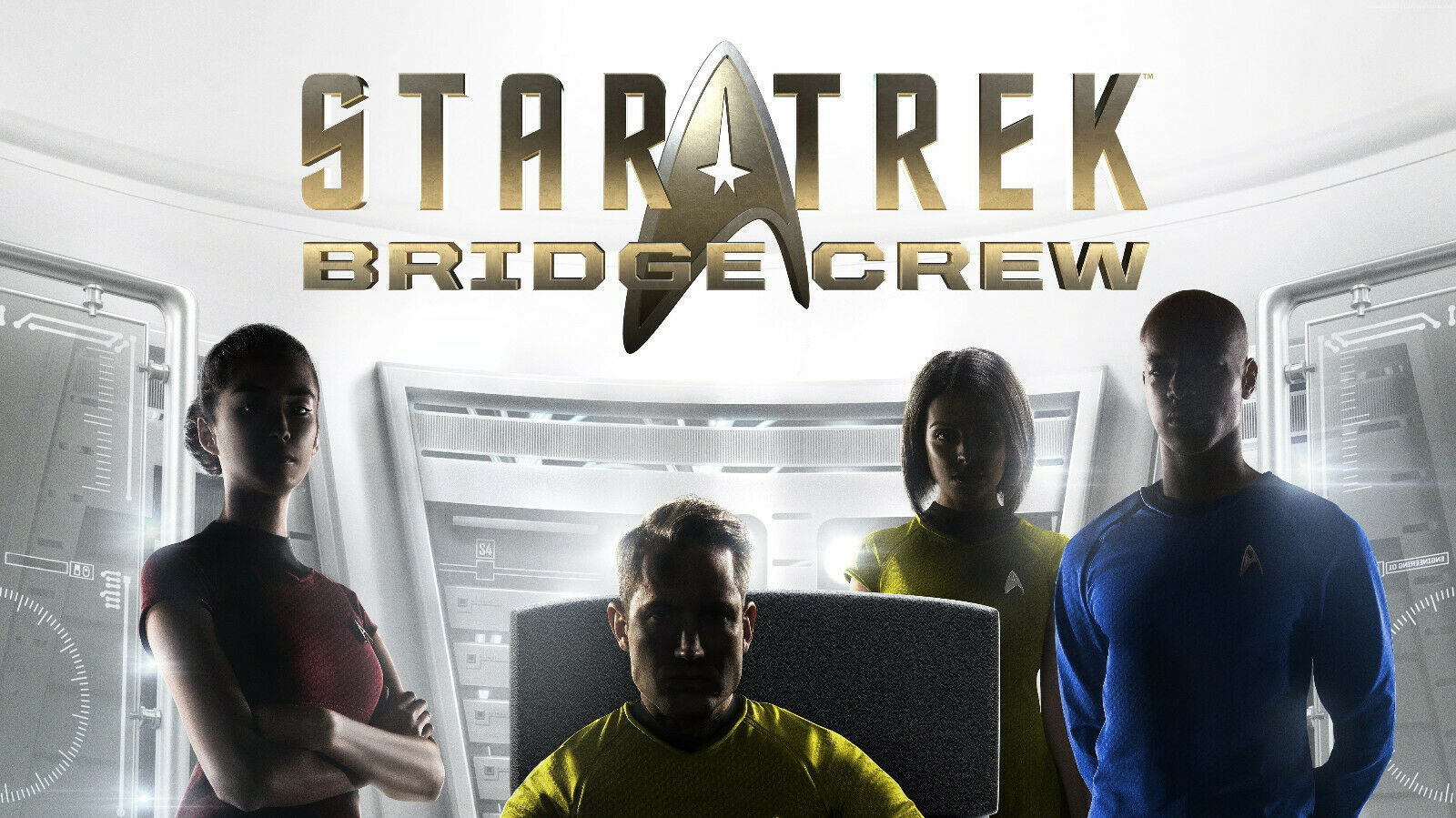 Primary image for Star Trek Bridge Crew PC Steam Key NEW Download Fast Dispatch Region Free