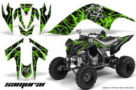 Yamaha Raptor 700 Graphics Kit Decals Stickers Creatorx Samurai Gb - $178.15