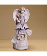 "Enesco 4014325 Foundations Grandmother Angel Stone Resin Figurine, 7.5"" - $24.94"