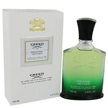 Creed Original Vetiver 3.3 Oz Millesime Eau De Parfum Spray   image 4
