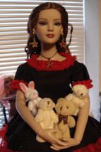Special 2 Animals Choice Tonner Ellowyne Amelia Misc Doll Diorama Tiny J... - $12.00