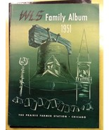 1951 WLS Family Album Prairie Farmer Station Chicago IL - $4.95