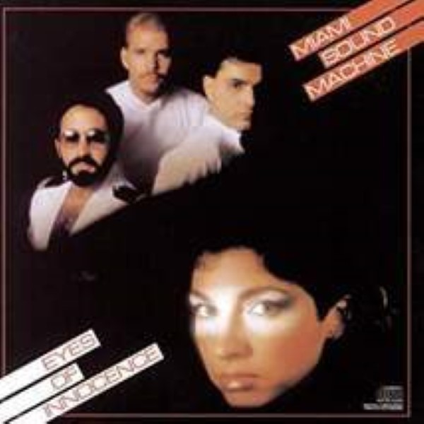 Eyes Of Innocence by Miami Sound Machine cd