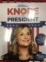 Parks and Recreation Knope For President Party Card Game - $9.99