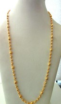 """Indian Traditional Bollywood Gold Plated 24""""Long Ethnic Necklaces/ Chain - $8.66"""