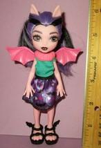 Monster High Monster Family Fangelica Draculaura Sister Vampire Doll - $19.99