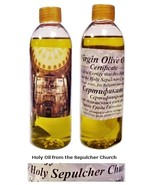 Large Holy Oil From The Sepulcher Church In Jerusalem ~ 10.14 oz/300 ml.... - $15.50