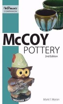 McCoy Pottery by Mark F Moran Reference Book Paperback 2009 Price Guide ... - $3.99