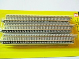 Micro-Trains Micro-Track # 99040902 110mm Straight Track, 12 pieces,  Z-Scale image 2