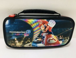 Officially Licensed Nintendo Switch Mario Kart 8 Deluxe Travel Carrying ... - $17.09
