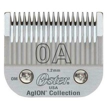 "Oster Professional Detachable Clipper Blade Size 0A 3/64"" (1.2mm) #76918... - $32.62"