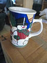 Mikasa cappaccino mug (Snow Bunnies) 2 available - $12.82