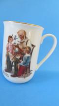 Norman Rockwell 1982 The Toymaker Mug - $3.99
