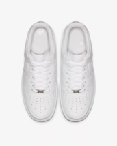 Nike Air Force 1 '07 Trainers White / Shoes / Leather Trainers image 4