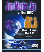 WB Jam Master Jay Be A DJ Parts 1 and 2 (DVD) - $24.49