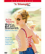 DVD Erin Brockovich Widescreen True Story Dolby Bonus Materials Classic ... - $4.99