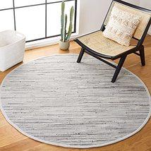 Safavieh Rag Rug Collection RAR121A Handmade Boho Stripe Cotton Area Rug... - $105.00