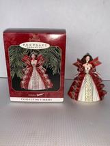 Hallmark Keepsake Ornament Holiday Barbie 5th in Series 1997 - $7.50