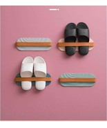 Home Improvement: Slippers and Shoes Rack hanger Saving Your Space - $6.99