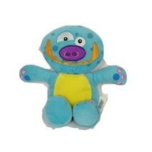 "Monster Blue Alien With Teeth Plush Stuffed Animal 12.5"" - $14.85"