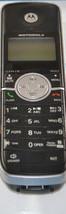Motorola L903 HANDSET - for tele phone stand charger handset cradle char... - $23.71