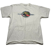 Vintage 90s Oneita Mens Large London Bride Arizona Graphic T Shirt Singl... - £21.76 GBP