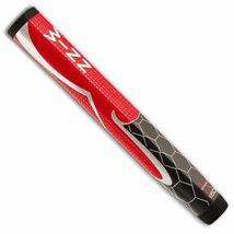 Winn Winnpro X 1.60 Red Black Putter Grip WPX60-RBK - $17.89