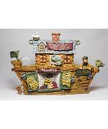 Boyds Bears: S.S. Noah - The Ark - 1st Edition - Style #2450 - $35.23