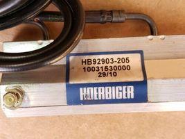 97-04 Mercedes R170 SLK230 SLK320 Convertible Top Front Lock Latch Cylinder image 3