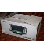 Canon Pixma Pro-100 Wireless Professional Photo Inkjet Printer New Open Box - $259.00