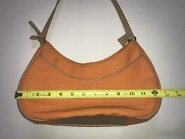 Etienne Aigner Vintage Orange Hobo Bag - $55.00